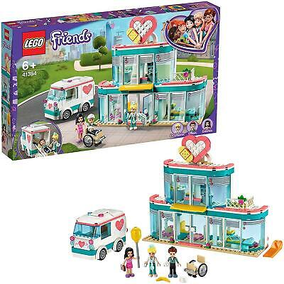 LEGO 41394 Friends Heartlake City Hospital Set with Emma & Two Other Minifigs