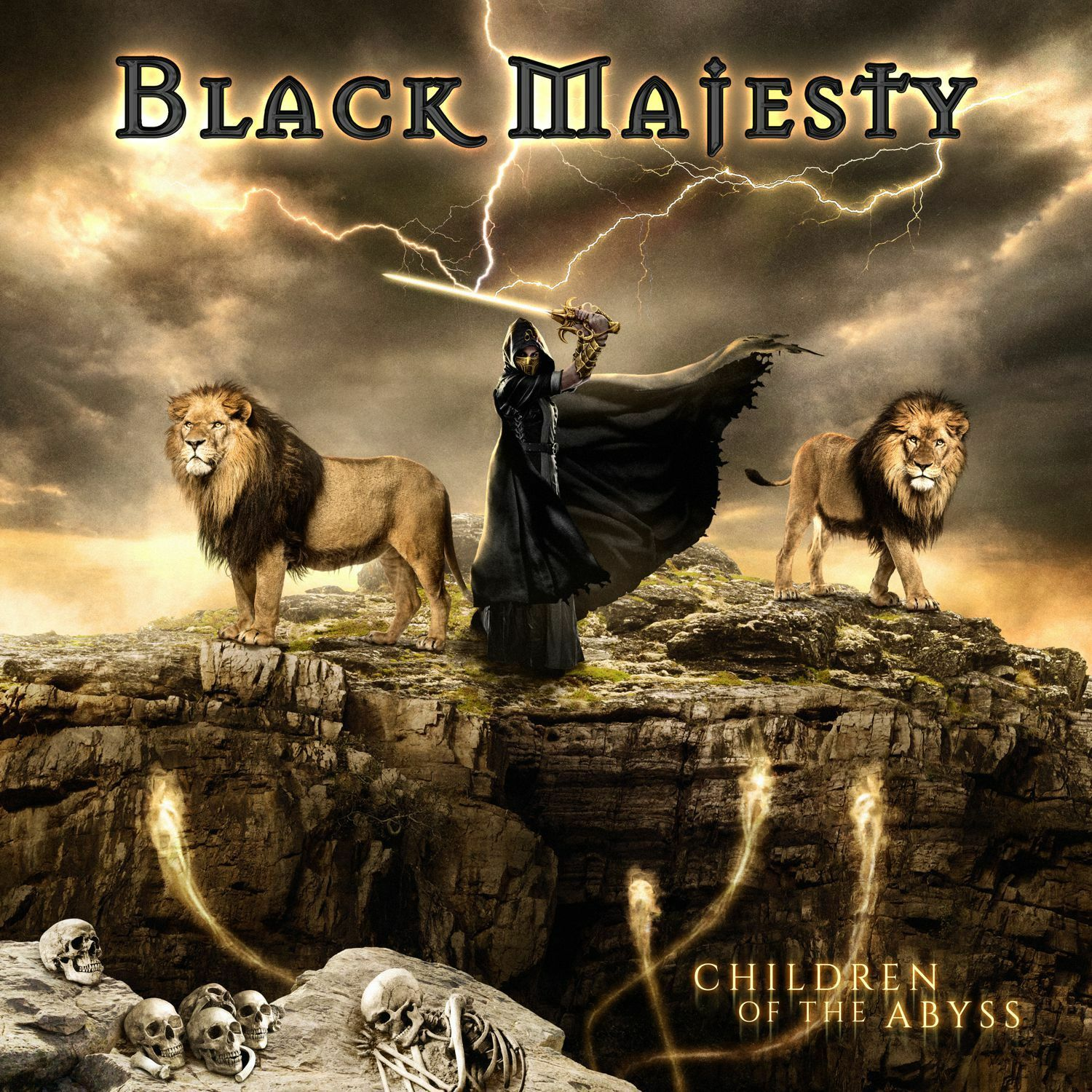 Black Majesty - Children Of The Abyss (CD)
