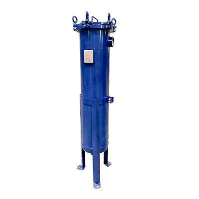 Prm 2 Bag Filter Housing Carbon Steel 2 Inch Fnpt Inout 150 Psi Viton Seal