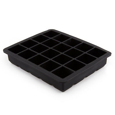 Zenware 20 Cube Silicone Cocktail Bar Ice Cube Tray Mold