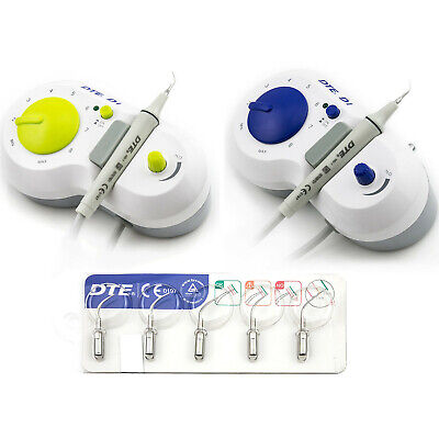 Original Woodpecker Dental Dte D1 Ultrasonic Scaler Handpiece Satelec 2color