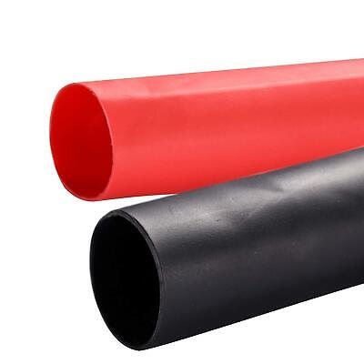 Young4us 2 Pack 34 Heat Shrink Tube 31 Adhesive-lined Heat Shrinkable Tubing