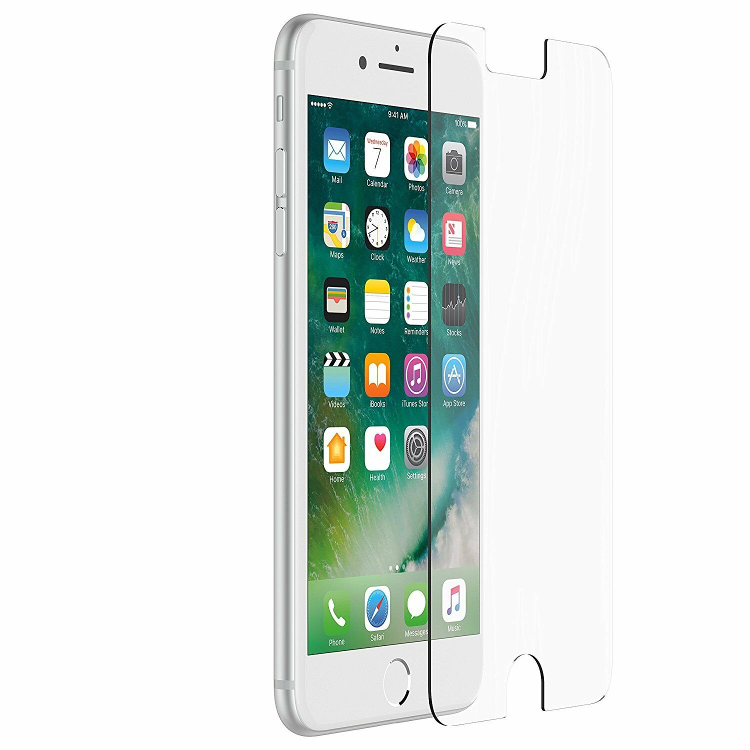 New New OtterBox Alpha Glass Screen Protector for iPhone 7