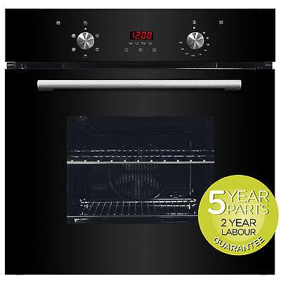 MyAppliances REF28733 60cm Designer Built-in True Fan Single Electric Oven