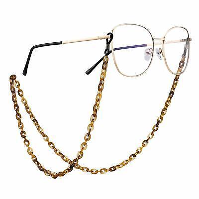 JM Retro Eyeglasses Chain Sunglasses Strap Holder Neck Cord