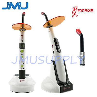 Woodpecker Brand Dental Curing Light Wireless Led Lamp Led B Led C Guide Tip