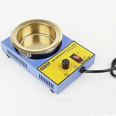 Kdrst-310 Solder Pot Titanium Melting Soldering Tin Furnace For Iron Solder A...