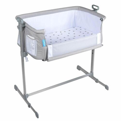 Milliard Two-Mode Adjustable Bedside Bassinet