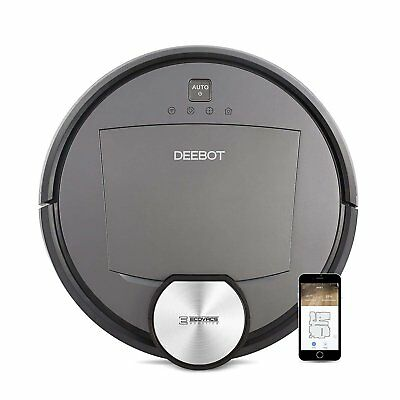 Ecovacs DEEBOT R95 Multi-Surface Robotic Vacuum w/Mapping Mop, Alexa, & Voice