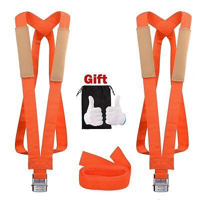 13 ft Lifting  Moving Shoulder Straps 2 Person Furniture Moving Belt Moving Rope
