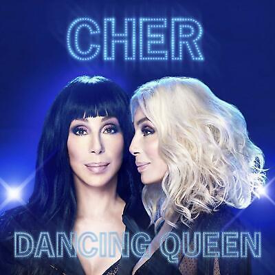CHER Dancing Queen (2018) 10-track CD album NEW/UNPLAYED ABBA