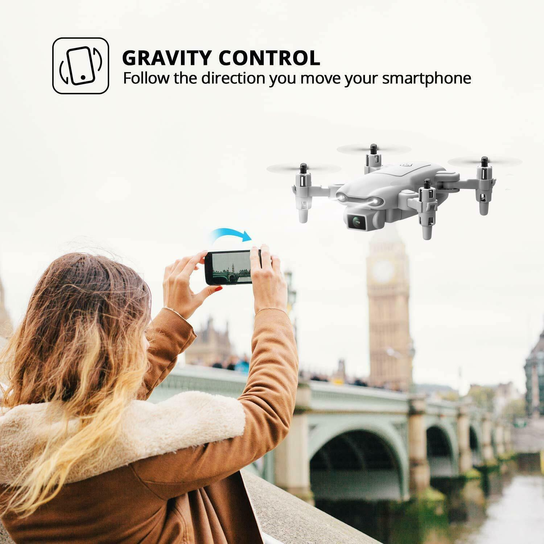 New RC Drone 4k HD Wide Angle Camera WIFI FPV Drone Dual Camera Quadcopter 7