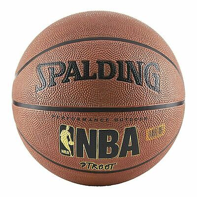 save off a2bc0 19383 Spalding NBA Basketball Street Ball Indoor Outdoor Official Size 7 29.5 inch