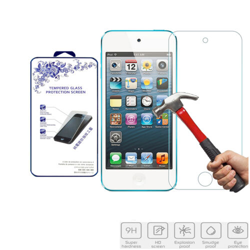 For iPod Touch 6th Generation HD Tempered Glass Screen Prote
