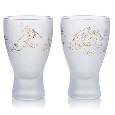 (Choju Giga Premium Japanese Sake Glasses)