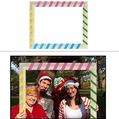 1pc Grande Foto Cornice Props Booth Natale Matrimonio Nubilato Fare Festa Selfie