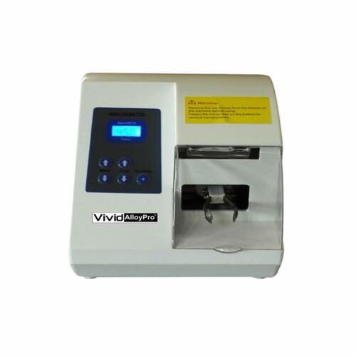 Dental Digital Amalgamator Ergonomic Noiseless Amalgam Capsule Mixer HL-AH-G10