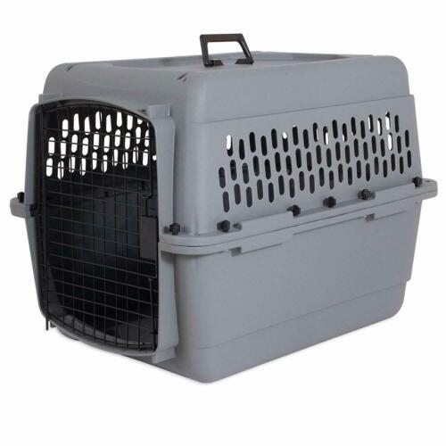Aspen Kennel Dog Crate Plastic Travel Airline Pet Carrier La