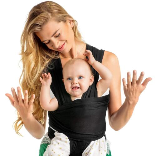 SALE !! Baby Infant Wrap Cotton Stretchy Adjustable Carrier Sling Free ship Baby