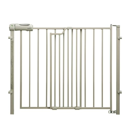 Evenflo Secure Step Baby Gate (Taupe)