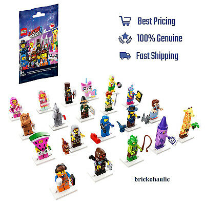 *IN HAND* The LEGO Movie 2 Series Minifigures Wizard of Oz Mascot Dorothy 71023 ()