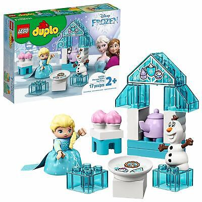 Fast Shipping! {NEW} Lego Duplo Disney Frozen 10920 Elsa Olaf Tea Party 17pc