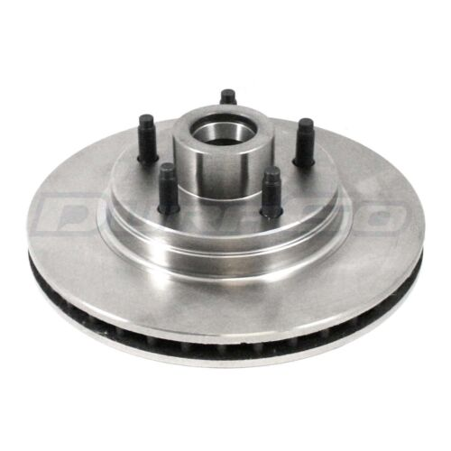 Disc Brake Rotor and Hub Assembly Front IAP Dura BR54024