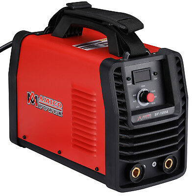 Sf-180 Amp Stick Arc Dc Inverter Welder 110230v Dual Voltage Welding Machine