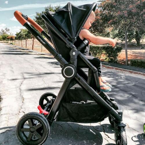 Mompush Full-size Standard Stroller, One-step