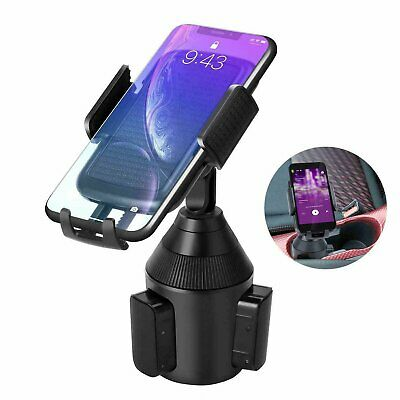 Universal 360° Adjustable Phone Mount Car Cup Holder Stand Cradle For Cell Phone Cell Phone Accessories