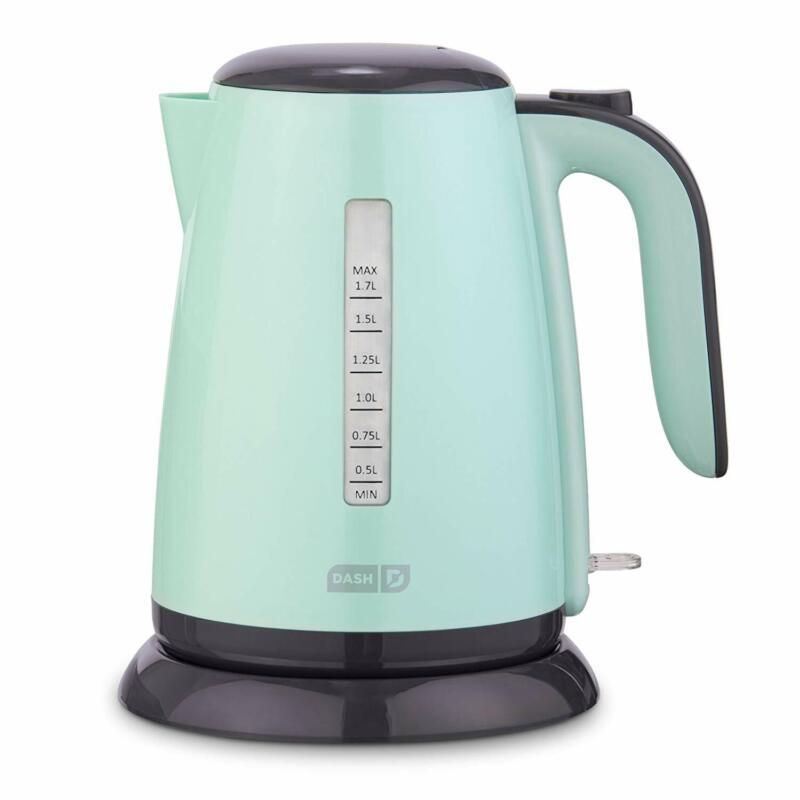 Dash Dezk003Aq Easy Electric Kettle + Water Heater With With