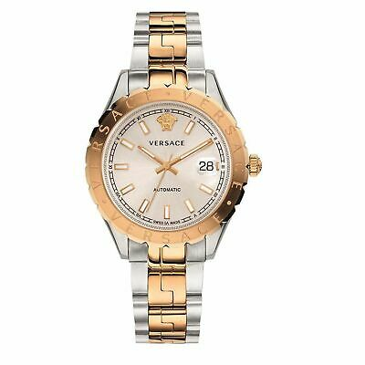 Versace VZI040017 Men's HELLENYIUM  Two-Tone Automatic Watch
