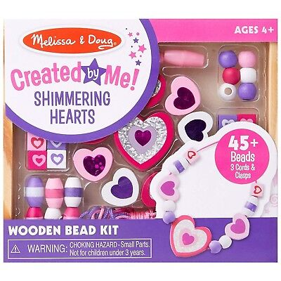 Toys For Girls 4 5 6 7 8 9 Year Old Pretend Play Kids Jewelry Hearts Great Gift