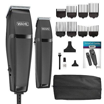Haircutting Clipper - Wahl Professional Barber Machine Hair Cutting Kit Clipper Haircut Trimmer Set