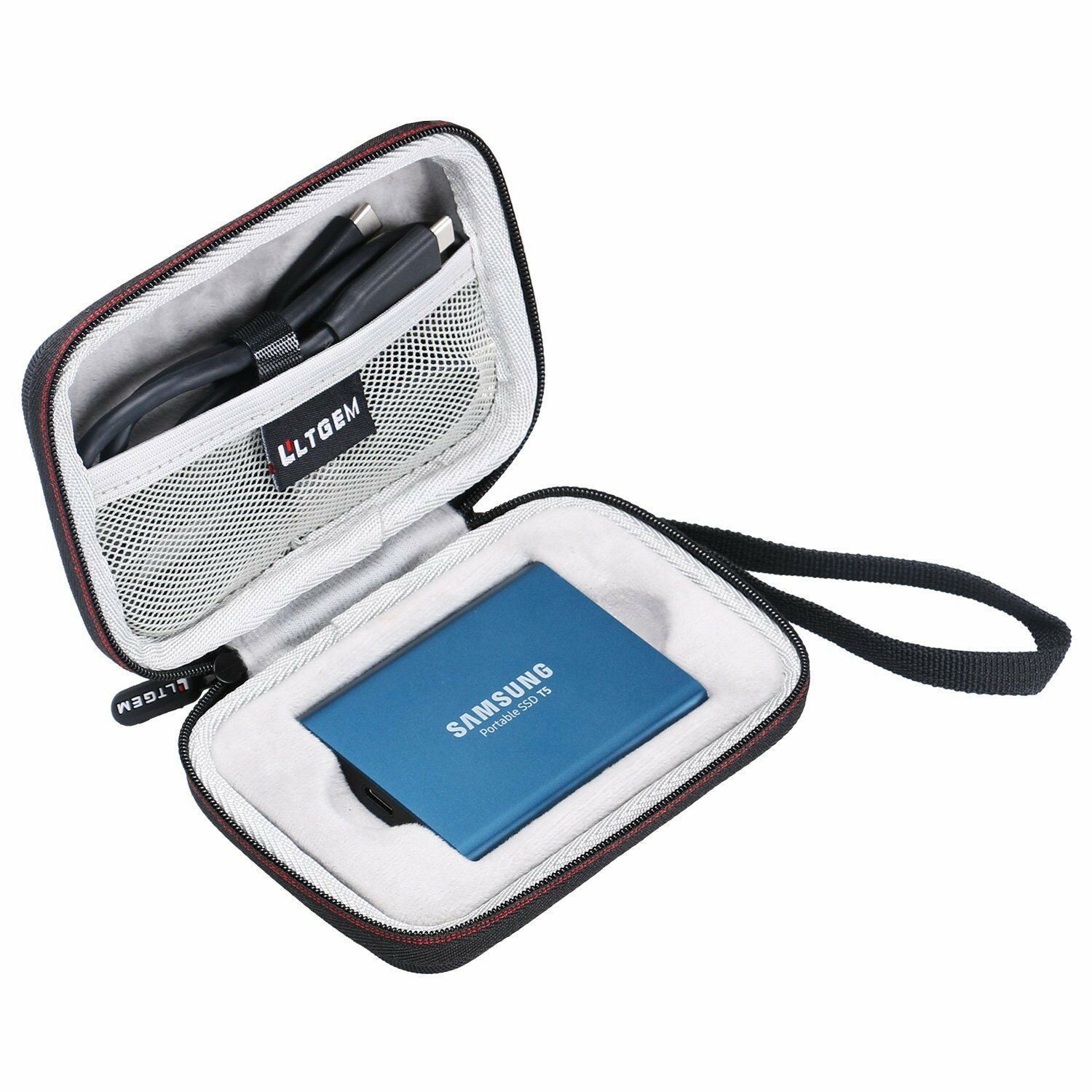 LTGEM Hard Case for Samsung T5/T3/T1 Portable 250GB 500GB 1T