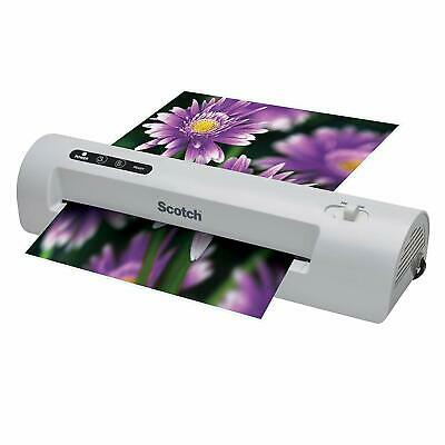 3m Scotch Thermal Laminator Combo Pack W 20 Laminating Pouches -tl901c-20