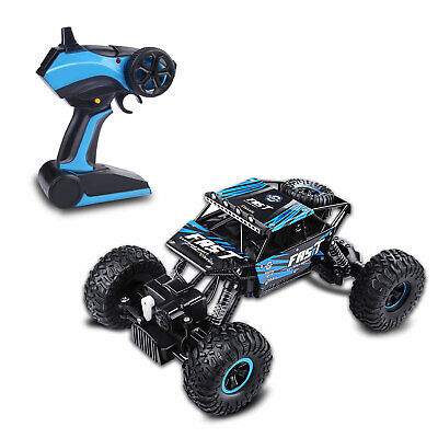 1/18 4WD RC Cars Remote Control Truck 2.4G Racing Vehicles Sand Buggy Kids Gifts Electric Remote Control Race Buggy