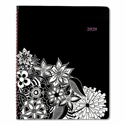 At-a-glance Floradoodle Professional Weeklymonthly Planner 11 X 8 12 2020-2021