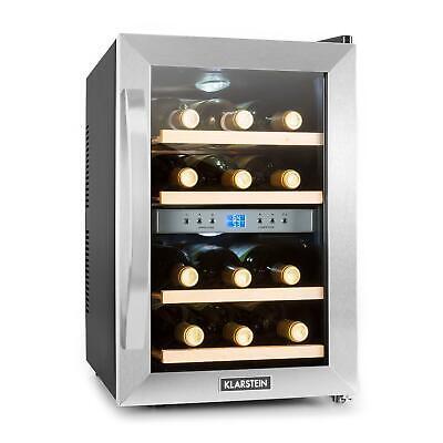 Nevera Vino Botellas Vinoteca Frigorífico Bebidas Refrigerador Cava -B-Stock