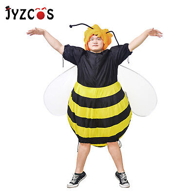 Bumble Bee Costume Adult Inflatable Fancy Dress Halloween Outfit Carnival Party  - Bumble Bee Halloween Costume