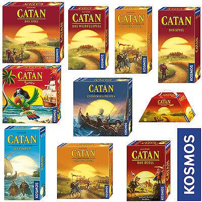 Kosmos - Siedler von Catan Catan - Das Spiel / Erweiterung / Ergänzung / Junior - Erweiterung