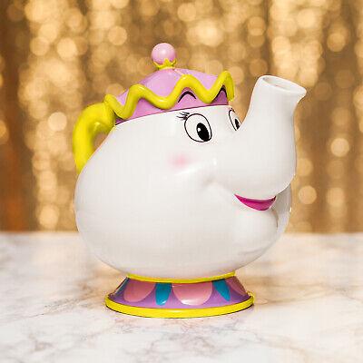 Teekanne Die Schöne und das Biest - Madame Pottine Tee-Kanne Tee Disney Film