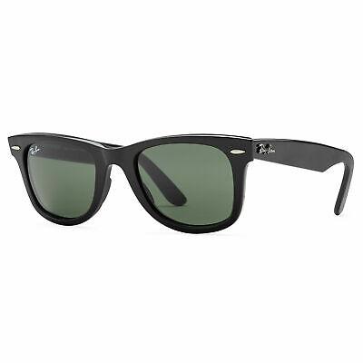 Ray Ban RB2140 Original Wayfarer Sunglasses - 901 Black (G-15XLT Lens) - 50mm