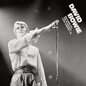 DAVID BOWIE WELCOME TO THE BLACKOUT 2 CD (Live London '78) Released 29/06/18