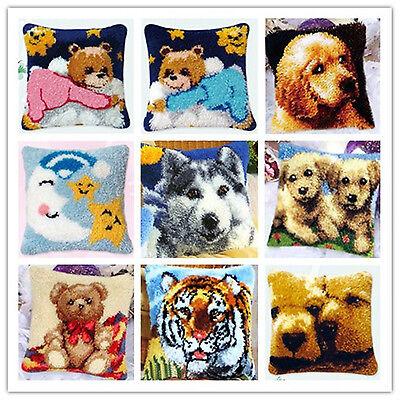 �pfpackung Kunsthandwerk KISSEN DIY Embroidery 40*40CM (Kissen-diy)