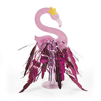 "18"" PINK FLAMINGO Centerpiece TABLE DECORATION Beach Luau HAWAII Tropical Party"