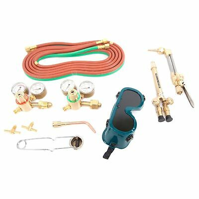 Forney 1680 Jet Flame Lightmedium Duty Victor Style Oxyacetylene Welding Kit