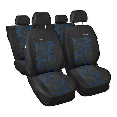 Sitzbezüge Universal ELE7 Schonbezüge kompatibel mit MERCEDES ML KLASSE