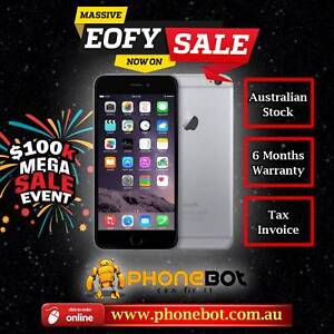 Barely Used Apple iPhone 6, 16 GB With Six Months WTY @Phonebot Preston Darebin Area Preview