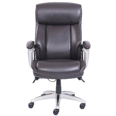 La-z-boy Alston Big Tall Executive Chair Office Chair For Up To 350lbs Brown